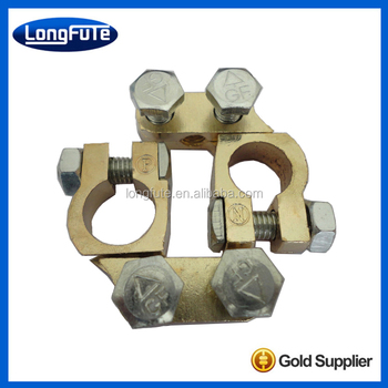 Good quality brass battery terminal rubber cover