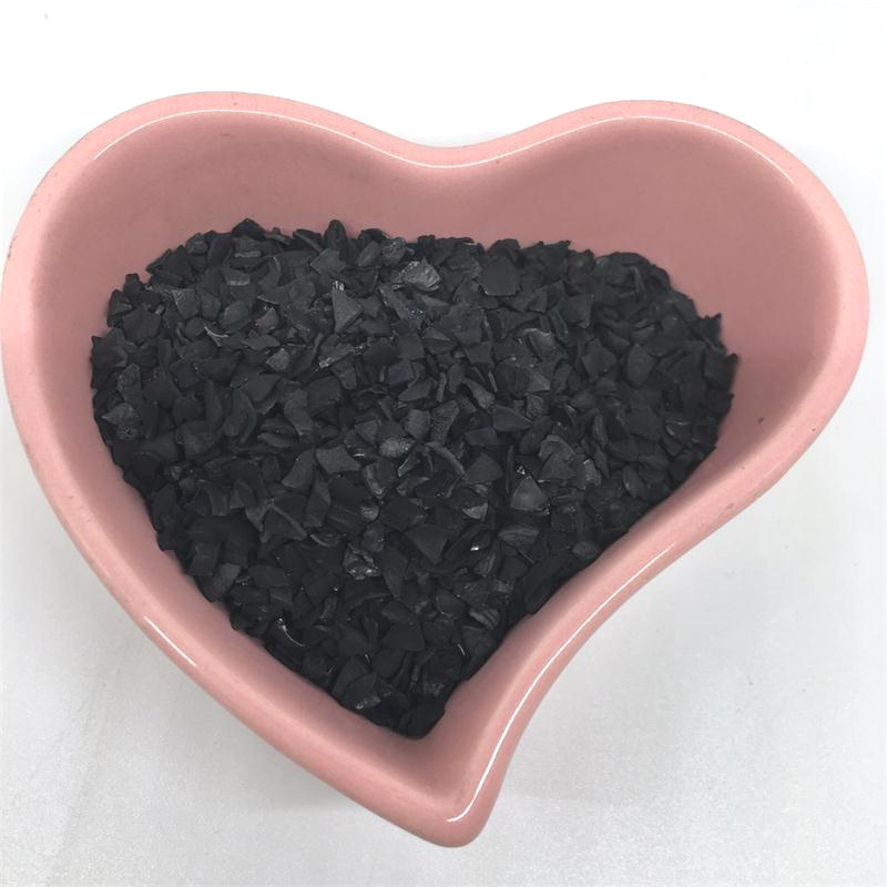 Factory supply high iodine value granular coconut shell activated carbon competitive activated carbon price in india