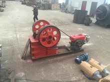 250x400 mining jaw crusher /iron/ copper/ rock crushing machine , diesel engine jaw crusher with best quality