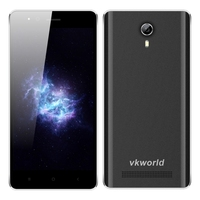 Low price china mobile phone alibaba store VKworld F1 MTK6580 1.3GHz celulares smartphones WCDMA Dual SIM Smartphone cell phone
