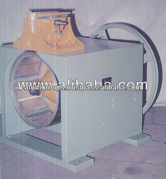 Manually as well as Power operated Toilet Soap Cutting Machine