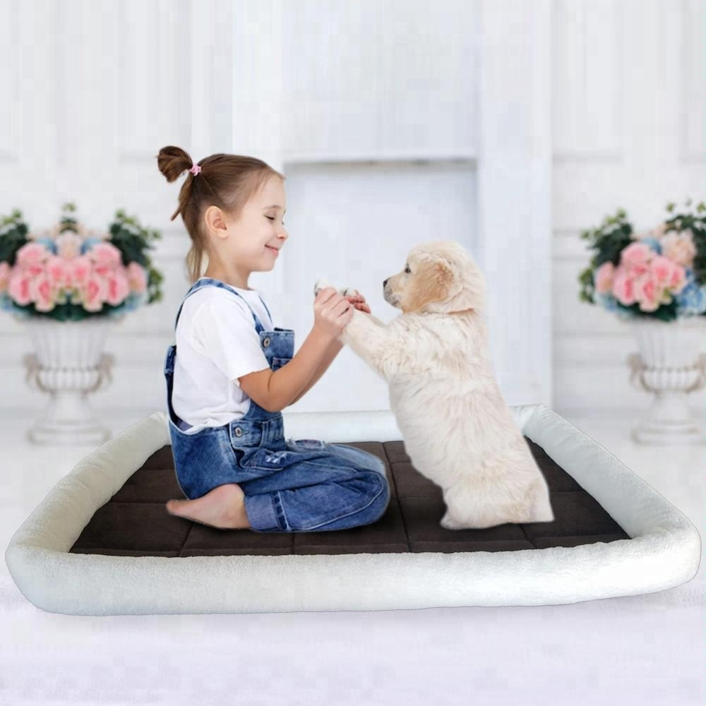 For Amazon and eBay stores soft warm pet mat pet bed mat cat mat bed