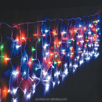hot sale waterproof christmas/holiday decorative led icicle light for window