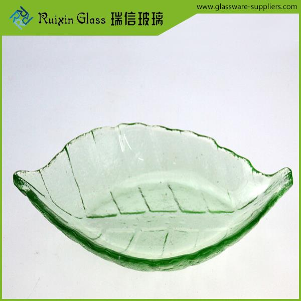 Simple design leaf shaped dish cheap plates for decoration