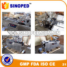 The price for mini Alu-PVC blister packaging machine