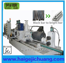 semi automatic bar peeling lathes