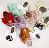 wholesale autumn hard sole kids infant moccasins boy cheap baby shoes
