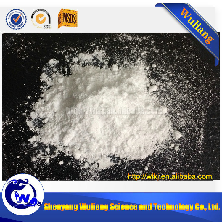 Chemical PTFE coating accelerator/additive prices with white fine powder mixture