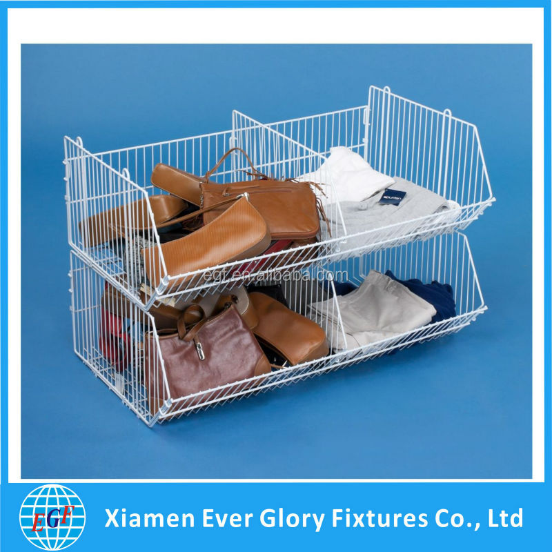 Folding Metal Newspaper Rack Stand with Sign Holder #EGF-07102016