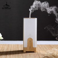 50ml Ultrasonic Humidifier 2016 USB Aroma diffuser Aromatherapy Diffusers Alloy Freshener GX-B03
