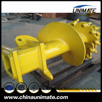 Engineering & Construction machinery parts and Pile Foundation Drilling Rock Auger