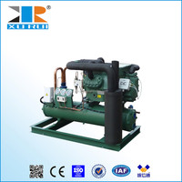 water cooled XRB Series Semi-hermetic Condensing Units for refrigerant R22