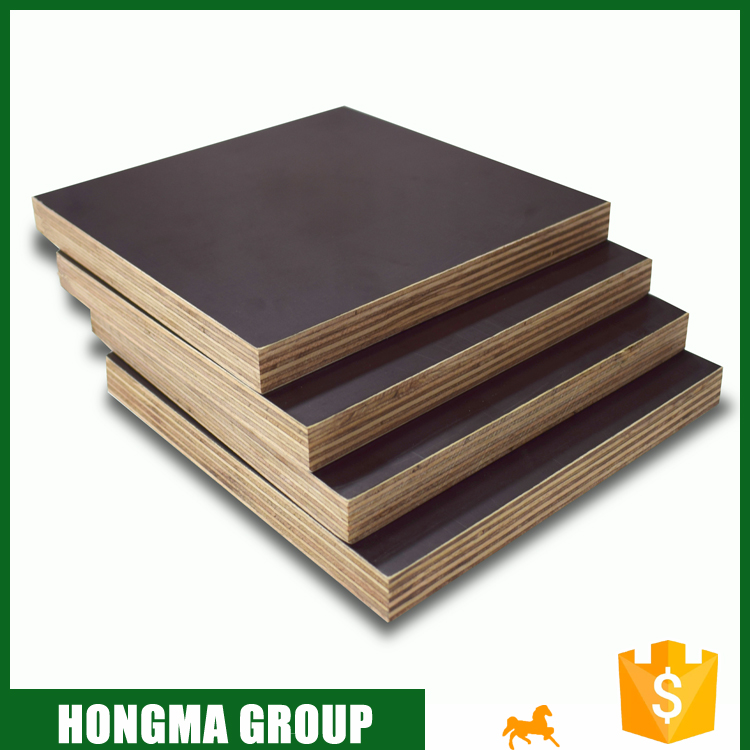 18mm brown film faced construction plywood
