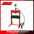 wholesale 10Ton Hydraulic Shop Press With Gauge