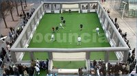 Inflatable Sport Games / Inflatable Football Playground For Sale