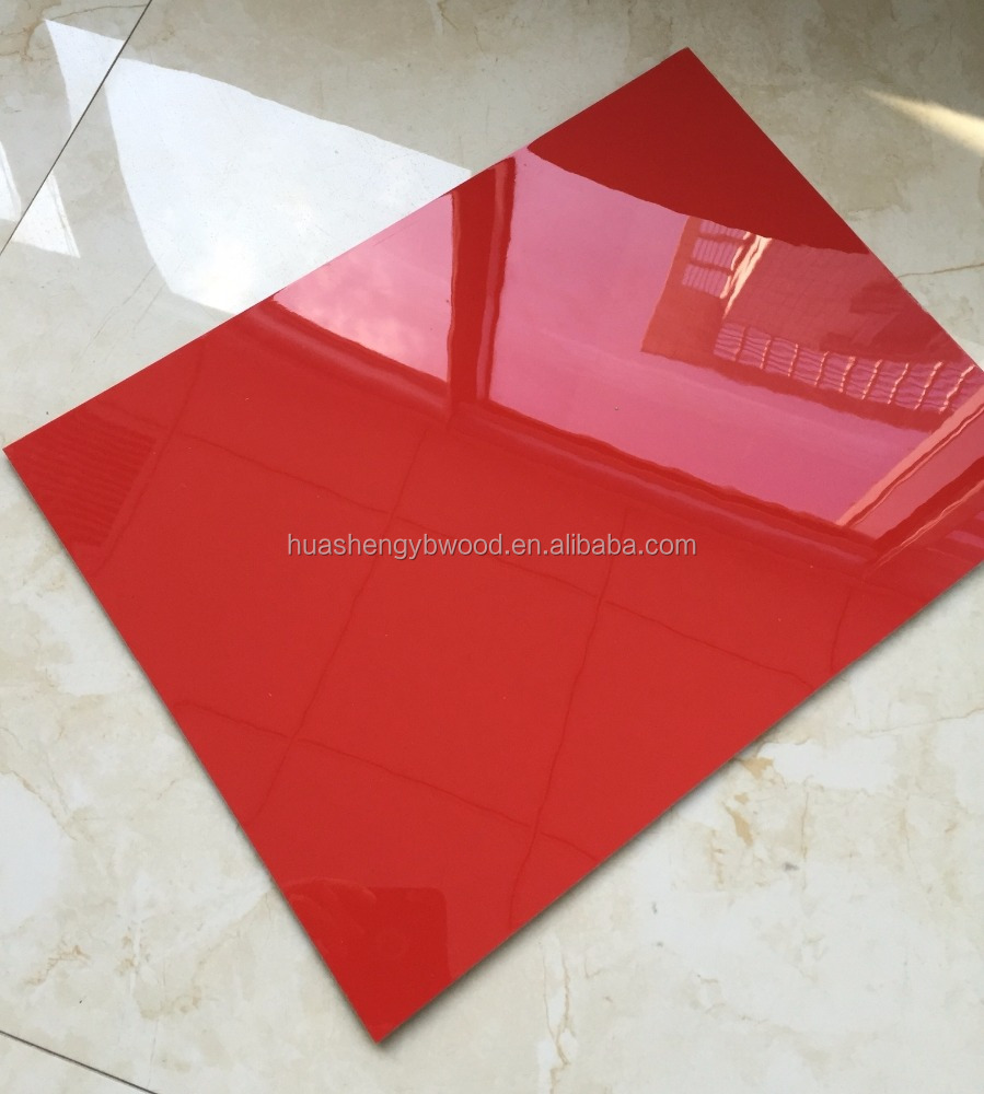 Moisture-proof featured uv mdf board uv panel