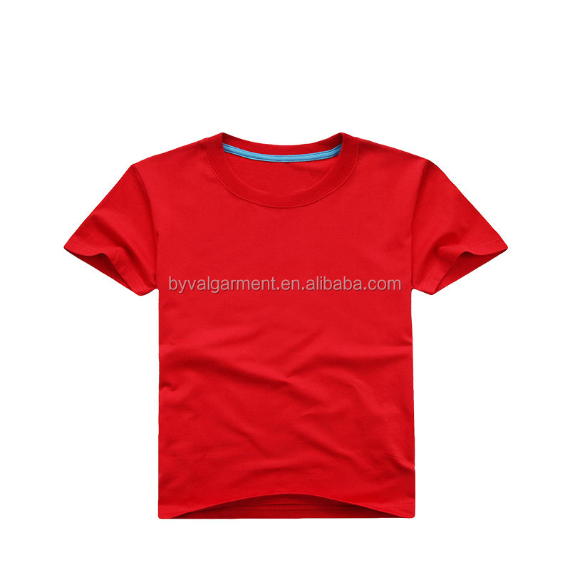 Promotion kids t shirt cheap price kids t shirts wholesale for Kids t shirts in bulk