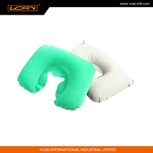 Self inflatable pillow for travel,inflatable pillow/travel neck pillows for airplane/inflatable neck pillow