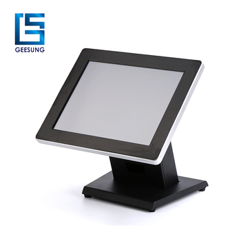 "12"" Brand new LED low consumption Long-lasting performance all in one touch POS terminal"