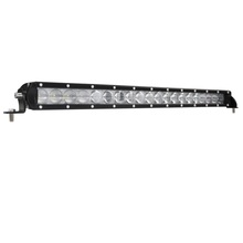 LG-SS2005 5W CR EE 12V IP68 Straight Small Thin 20inch 100W One Row 4D LED Bar Light for SUV 4WD ATV