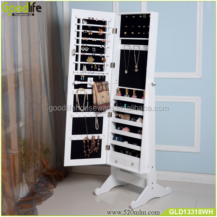 Hot selling jewelry cabinet chinese antique reproduction furniture