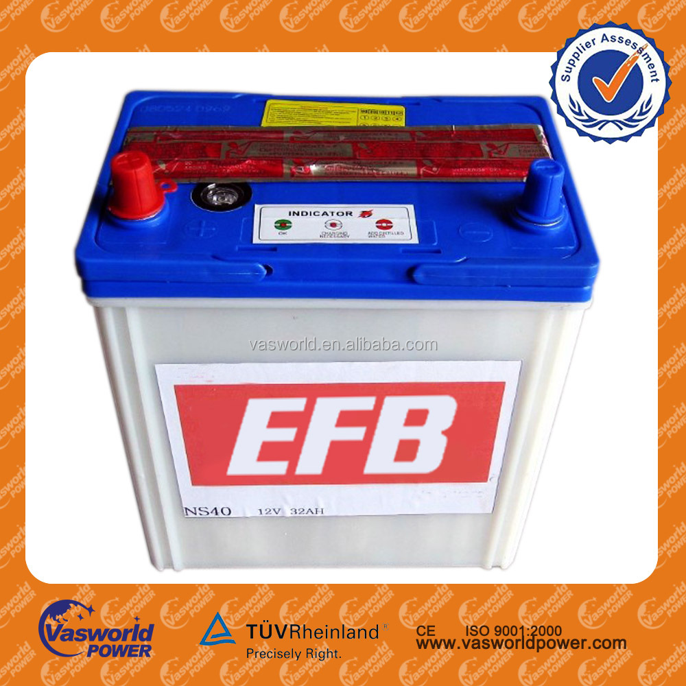 Low rate with good quality 12v32ah wholesale car battery