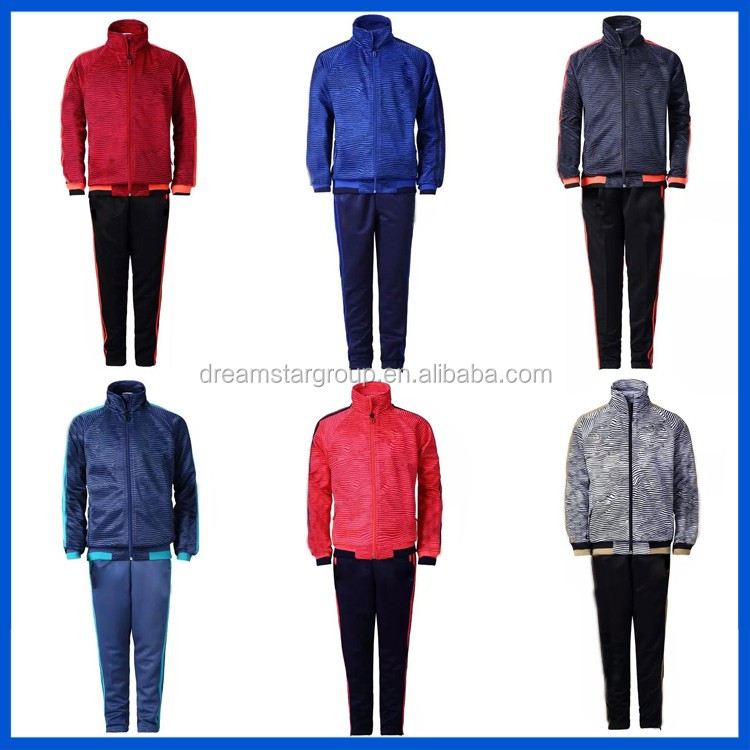 2017 New Style Cheap Men Soccer Jacket Wholesaler