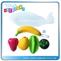 vinyl toy children plastic fruit toy