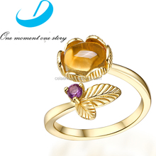 Latest Design Ladies Rings For Women Jewelry Fashion Rings 925 Silver Rings Wholesale