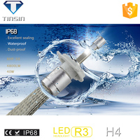 Best-Selling led car light Guangdong auto parts CR. xhp-50 H4 H7 H11 H13 HB3 HB4 4800LM/9600LM LED Headlight