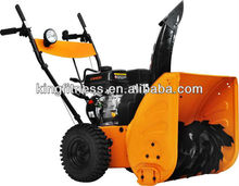 6.5HP Street Snow Sweeper Equipment Gas Powered Industrial Snow Sweeper/Snow Sweeper For Sale