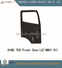 Made in China used HINO700 truck auto parts truck door panels, hino 700 truck metal parts doors