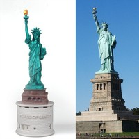 Statue Of Liberty Shenzhen High Quality