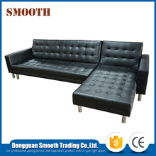 High leather best selling sectional sofa