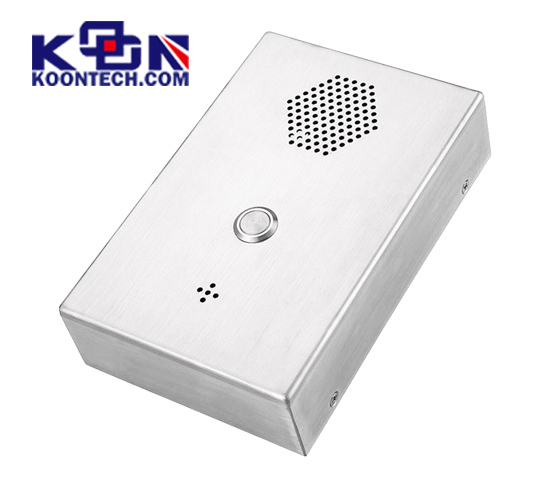 One Button Emergency Telephone For Hotel, Hospital, Taxi Station