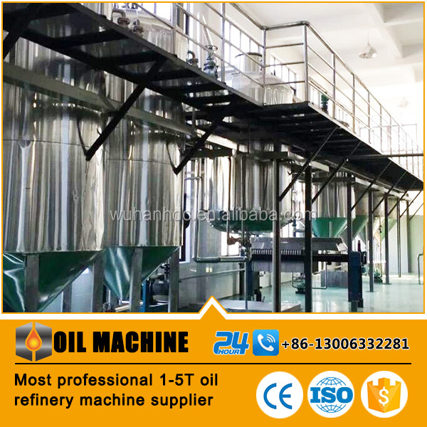 Lower investment faster return crude oil refinery machine oil refinery equipment for sale with competitive price