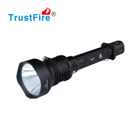 TrustFire led flashlight high power lamp 2500LM heavy duty torch light,T90-2 police lights