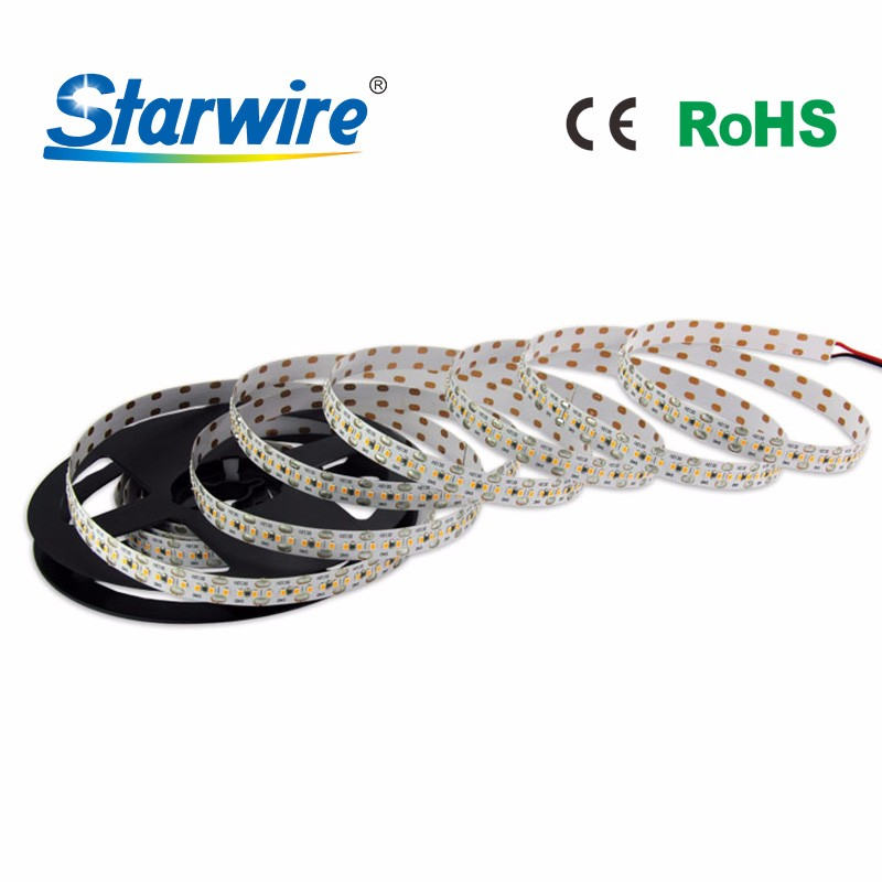 hot SMD2216 high density led strips IP65 welcome OEM/ODM