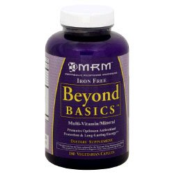 MRM Beyond Basics Multi-Vitamin / Mineral