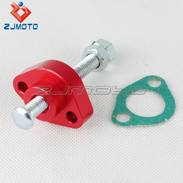 Refit Manual Cam Timing Chain Tensioner Belt Tensioner Bolt FOR ATV 85-87 ATC 250ES Big Motorcycle