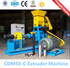 New condition fish feed pellet making machine, floatig fish feed meal machine, fish feed extruder with ce