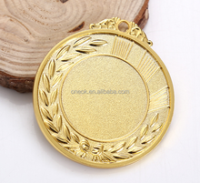 blank medal custom medal with color and shape