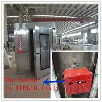 Baking Ovens bread production line (CE Approved , Manufacture) Favorites Compare rotary rack ovens