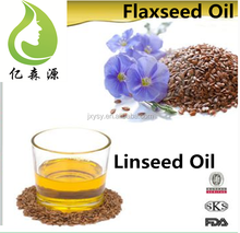 Vegetable Cooking Oil Flax seed Oil Bulk Crude Linseed Oil Prices With Free Sample
