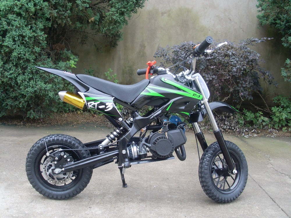 Monster 75cc china dirt bike for sale