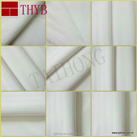 hot new products for 2015 300TC 2cm satin stripe hotel sheeting fabrics