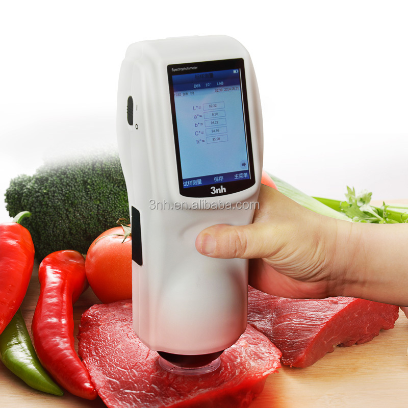 Food Industry Used Meat Beaf Color Spectrophotometer on sale