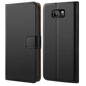 Galaxy S7 case, Classic PU leather wallet case phone cover for Samsung Galaxy S7