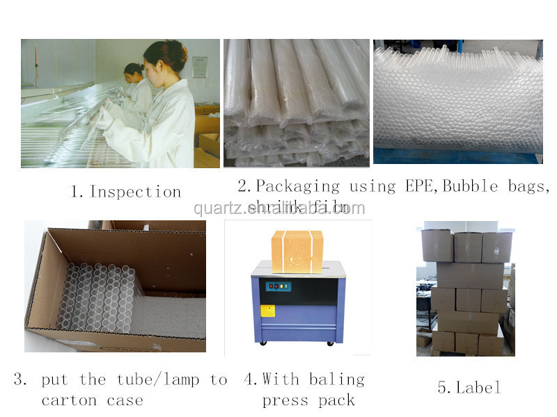factory supply heating lamp infrared with long life