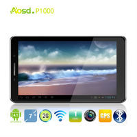 Firmware Android 4.0 Mid p1000 bluetooths dual sim card call with replaceable battery